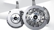 BMW lightweight slim brake disks 05.04.2011
