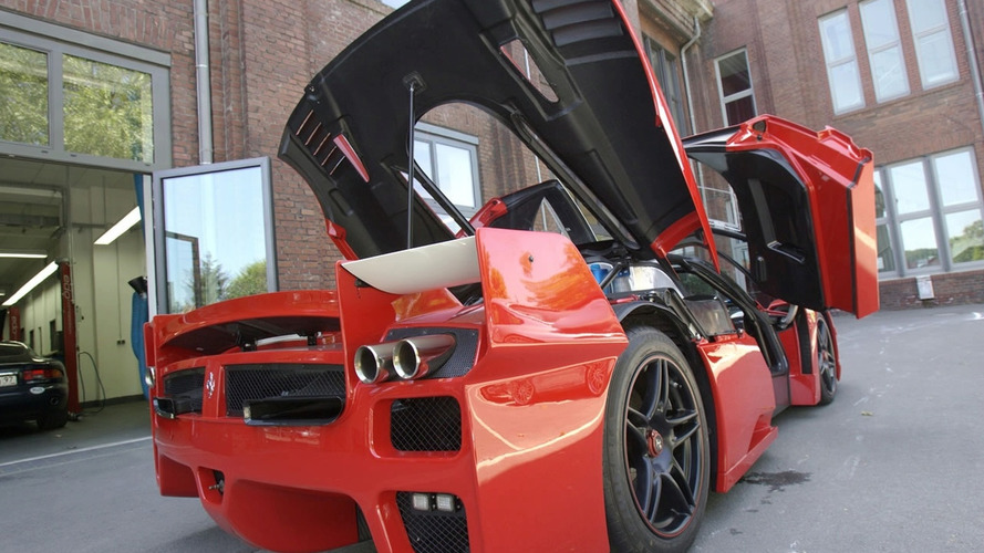 Street Legal Ferrari FXX by Edo Competition