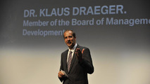 Welcome Speech of Dr. Klaus Draeger, Member of the Board BMW AG, Development, BMW Design Night on July 21st 2010, 26.07.2010