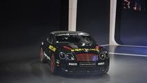 Bentley Continental Supersports ISR Convertible live in Geneva - 01.03.2011