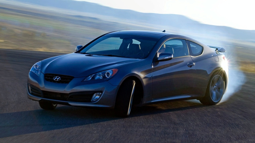 Hyundai Genesis Coupe Limited Edition for EU; Priced at 25k euro