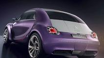 Citroen Revolte Concept Leaked Image