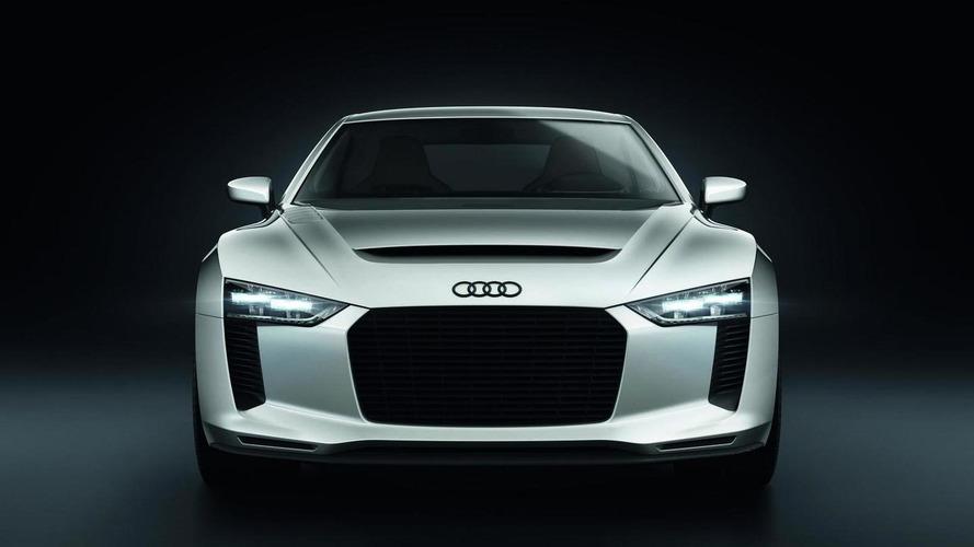 Audi quattro concept surprises in Paris [video]