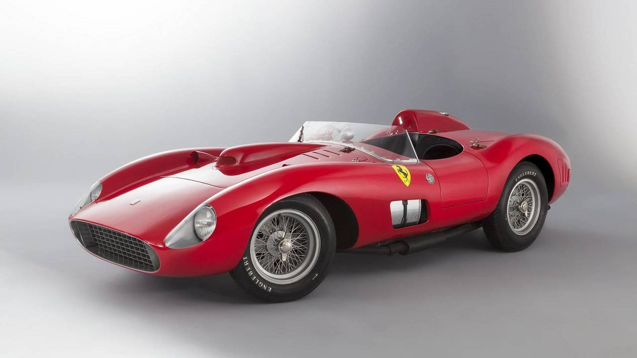 Ferrari 335 Sport Scaglietti (1957)