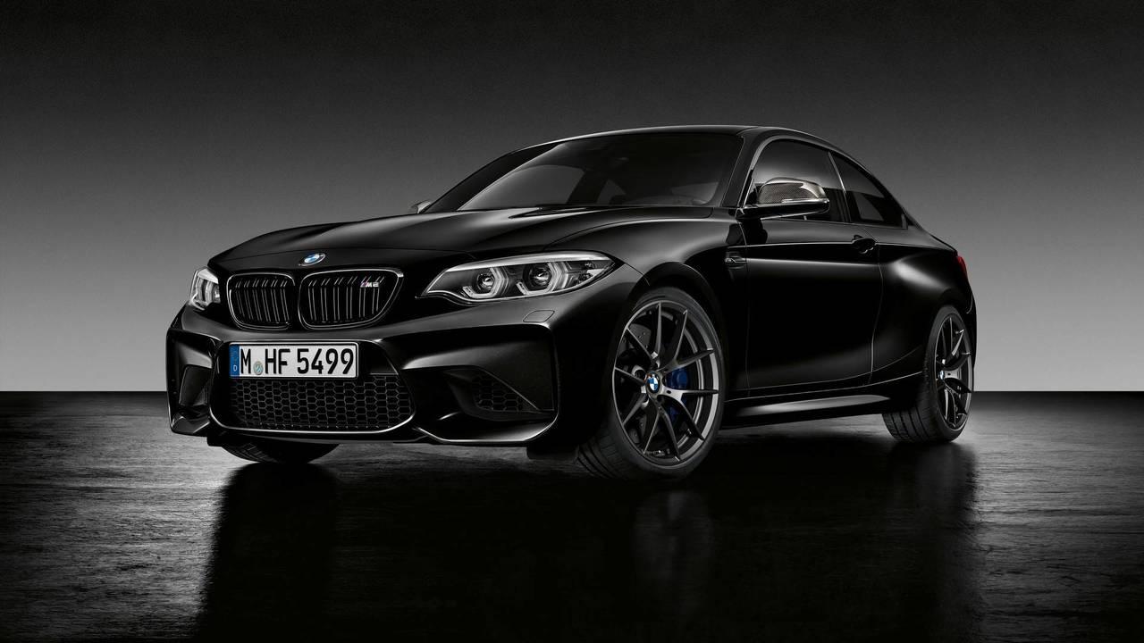 BMW M2 Coupé Edition Black Shadow