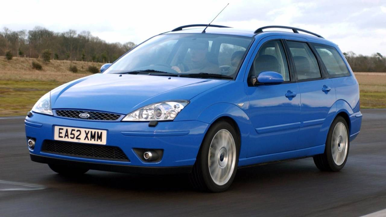 Ford Focus 2003-2004 ST170 Turnier