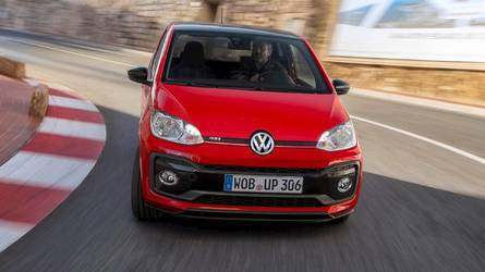 Fizzy, affordable fun – Volkswagen Up GTI first drive