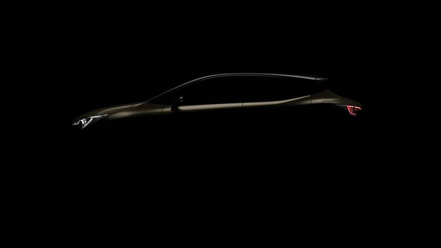 2019 Toyota Auris'in ilk teaser'ı geldi