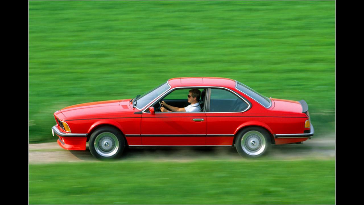 BMW M635 CSI (1985)