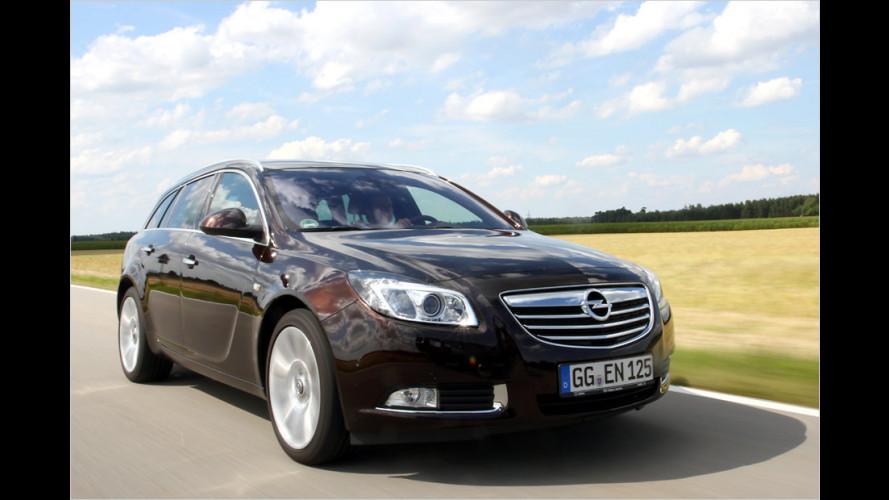 Reife-Prüfung: So gut war der große Opel