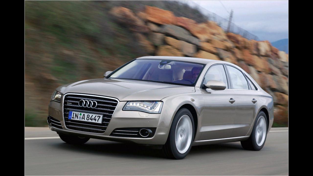Audi A8 3.0 TDI tiptronic