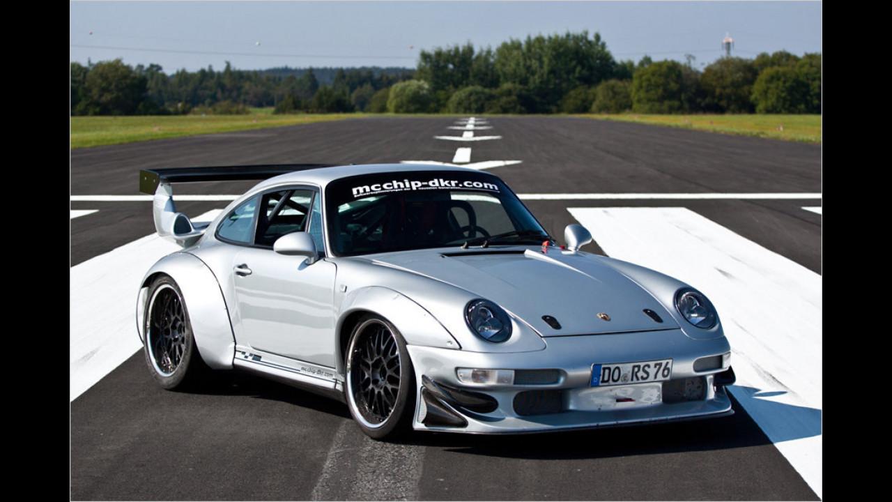 Mcchip-dkr Porsche 993 Turbo 3.6 GT2 MC600