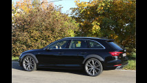 Audi RS 4 Erlkönig erwischt