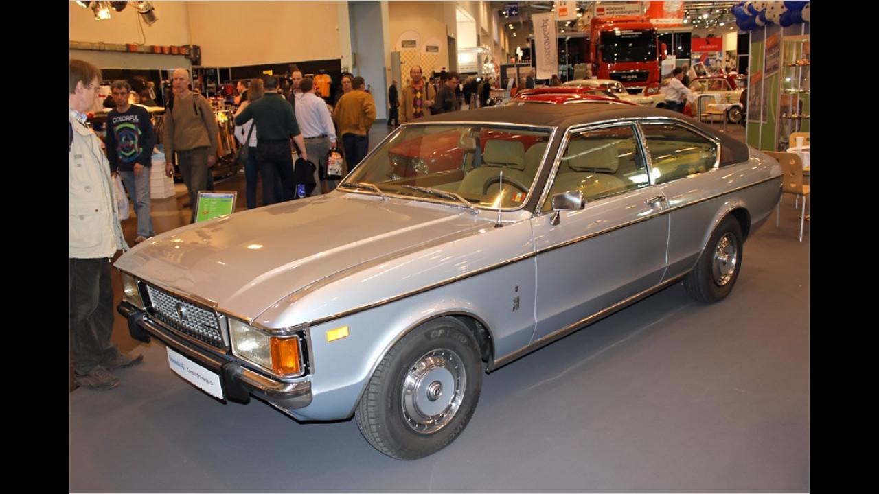 Ford Granada 3.0l Ghia Coupé
