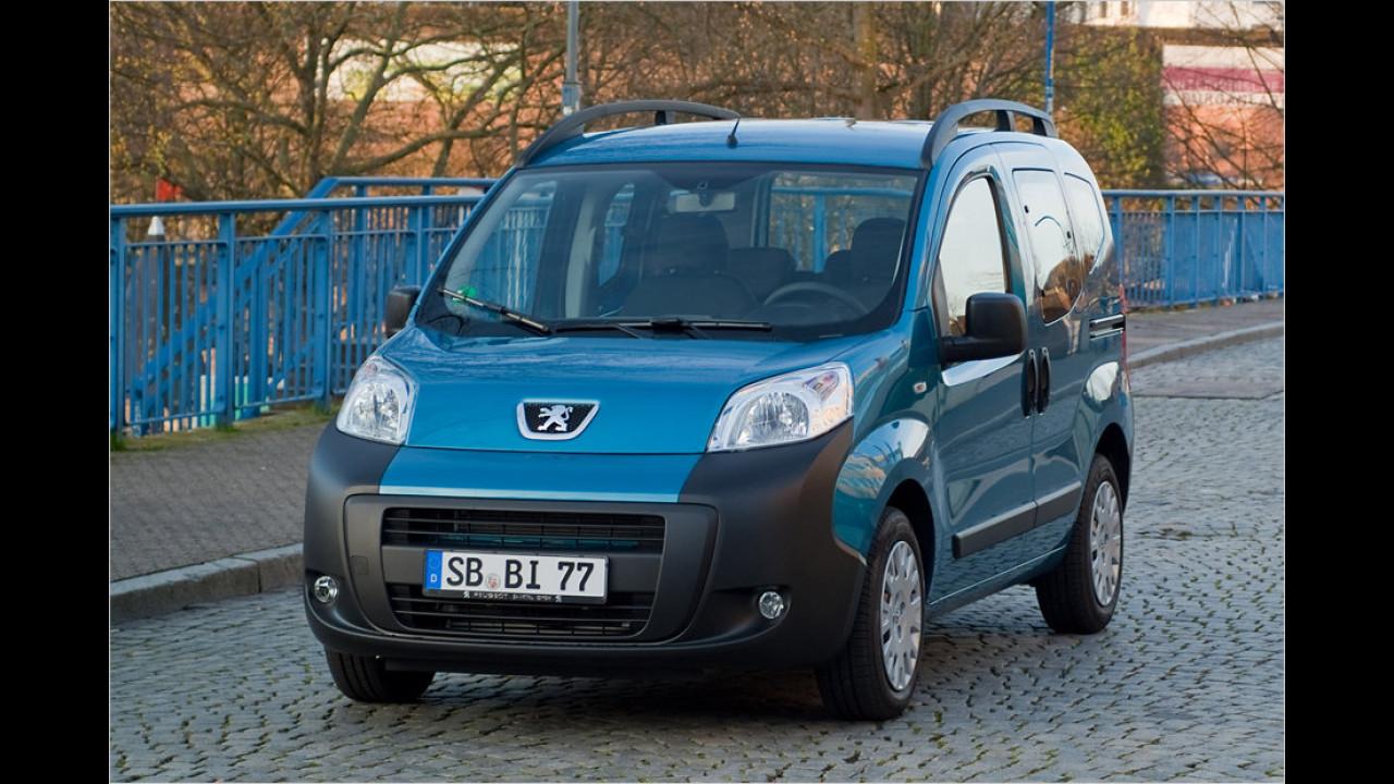 Flop: Peugeot Bipper