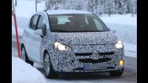 Erwischt: Opel Corsa