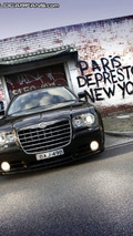 Chrysler 300C SRT8 Project E490 (AU)