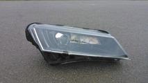 2015 Skoda Superb headlight design