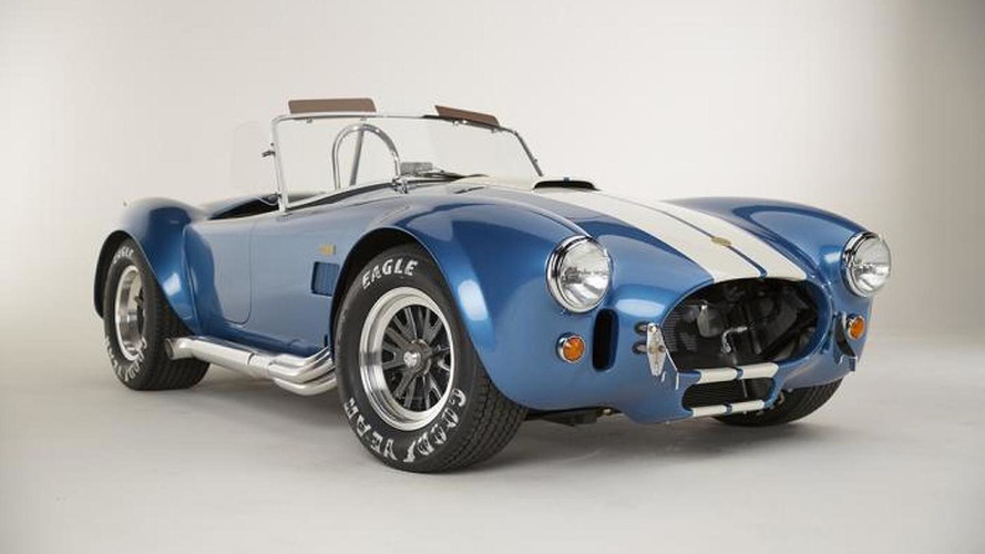 Shelby American unveils the 50th Anniversary 427 Cobra