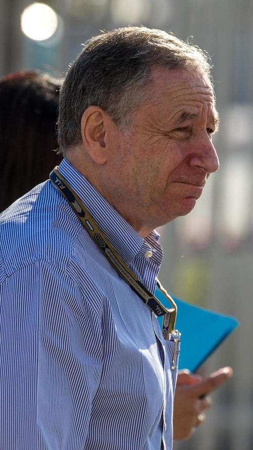 No crisis in formula one - Todt