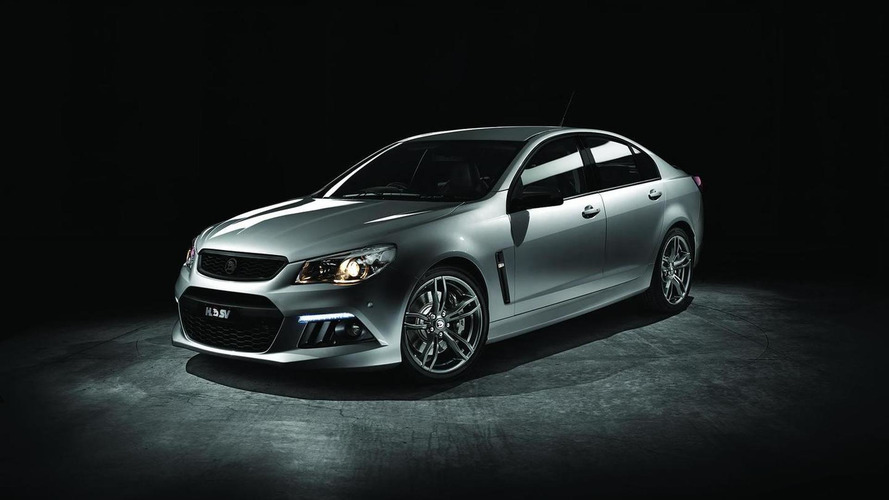HSV Senator SV special edition launched in Australia with visual tweaks and LS3 V8 engine