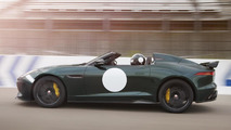 Jaguar Project 7 for 2014 Goodwood Festival of Speed leaked photo