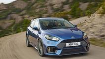 2016 Ford Focus RS üretime giriyor