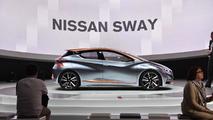 Nissan Sway konsepti, 2015 Cenevre Otomobil Fuarı