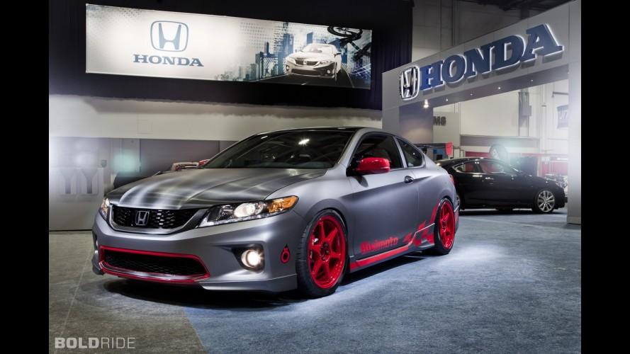 Honda  Bisimoto  Accord Coupe Grand Touring
