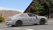 2018 Peugeot 508 spy photo