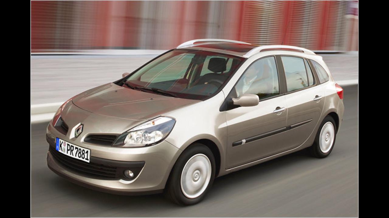 Renault Clio Grandtour 1.5 dCi FAP Dynamique