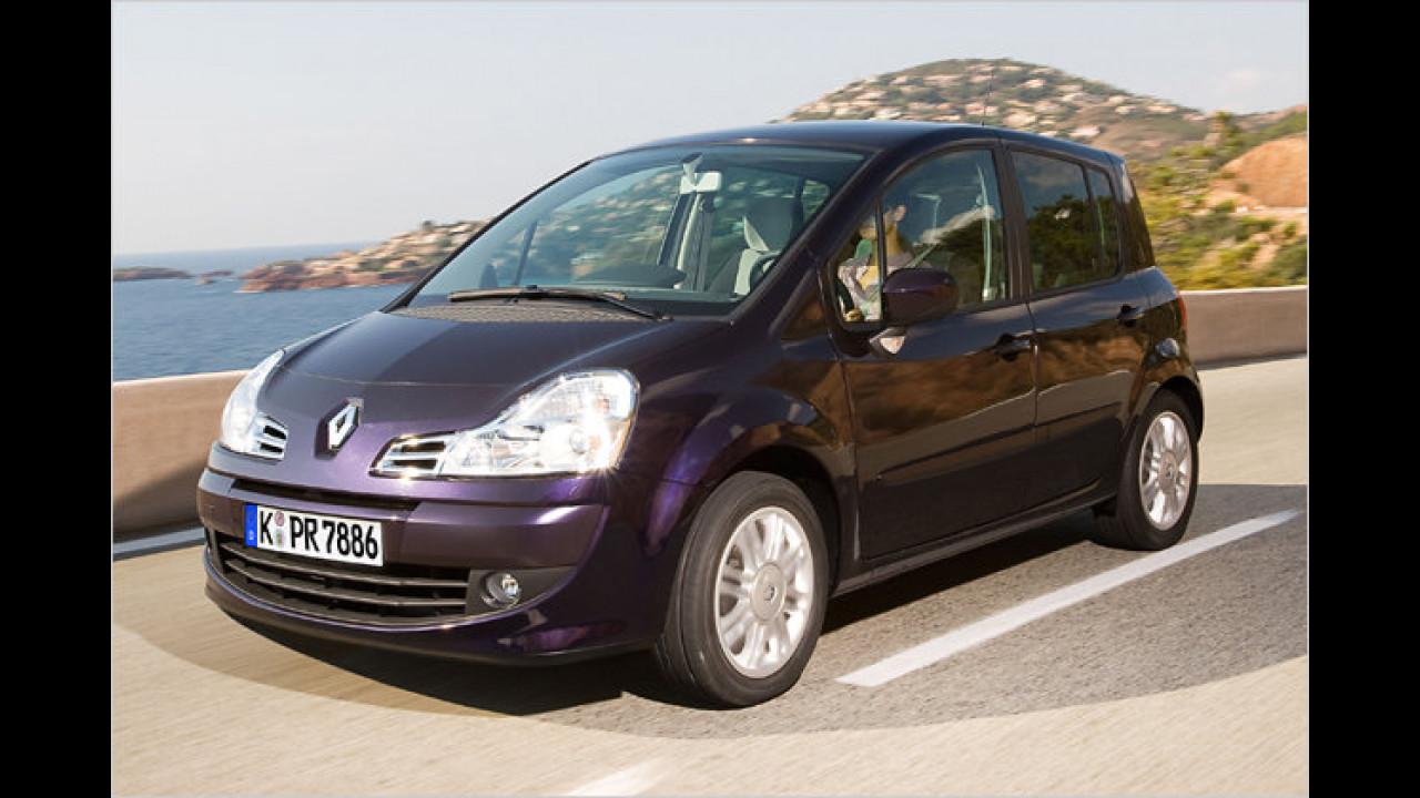 Renault Modus dCi 75 FAP Expression