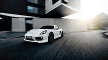 Porsche Cayman by TechArt 03.09.2013