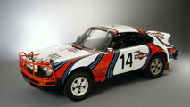 Porsche 911 Safari Rally 1978