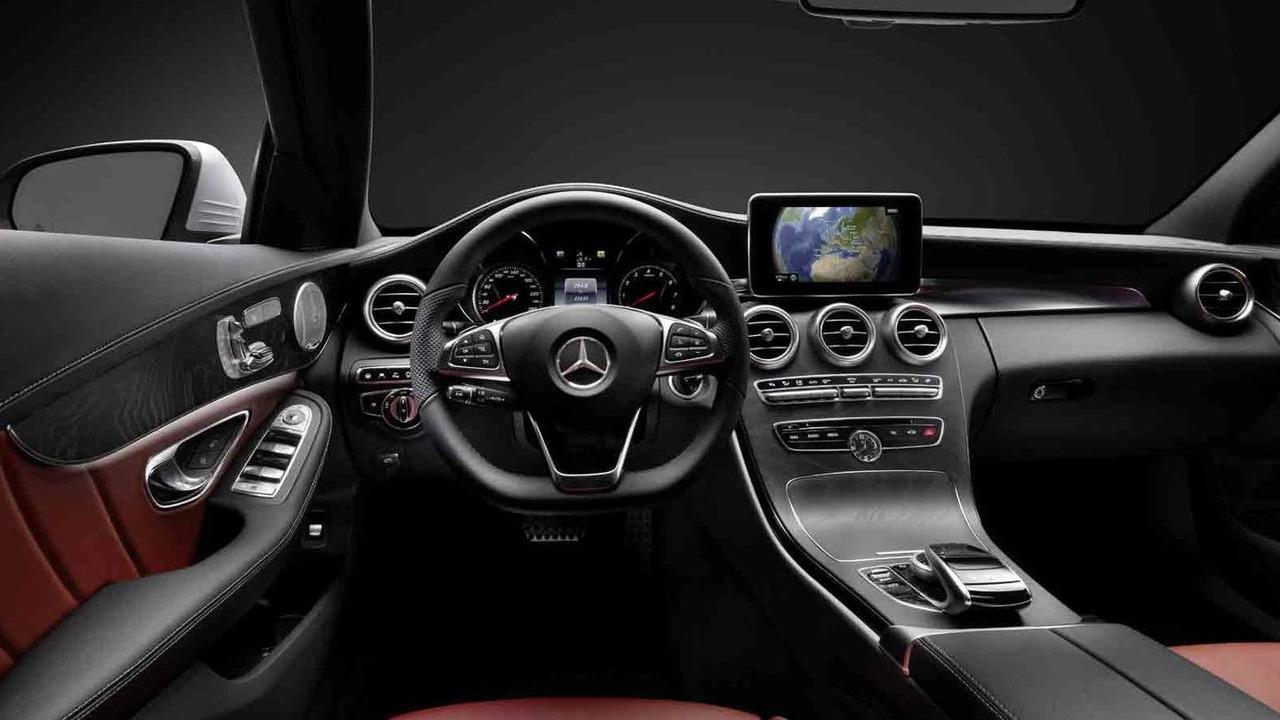 2014 Mercedes-Benz C-Class interior photo