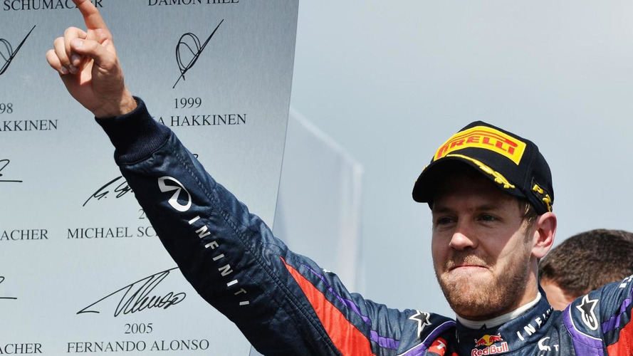 Vettel unaware of 36-point title lead