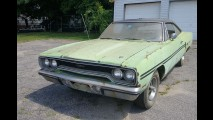 This 1970 Plymouth GTX Barn Find Has Plenty of Potential