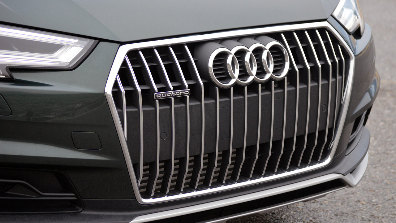 First Drive 2017 Audi A4 Allroad