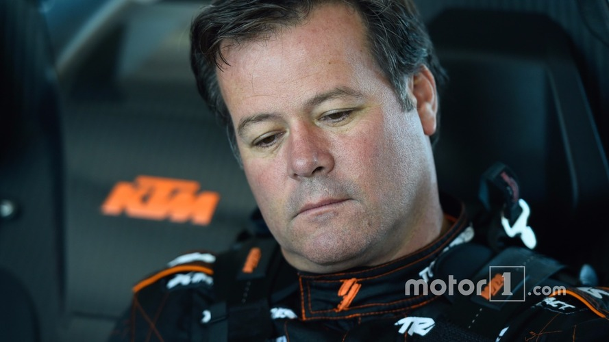 Robby Gordon Banned From Australia For Doing Donuts In Public
