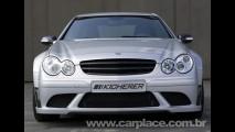 Kicherer prepara Mercedes-Benz CLK63 AMG Black Edition com 540 cavalos