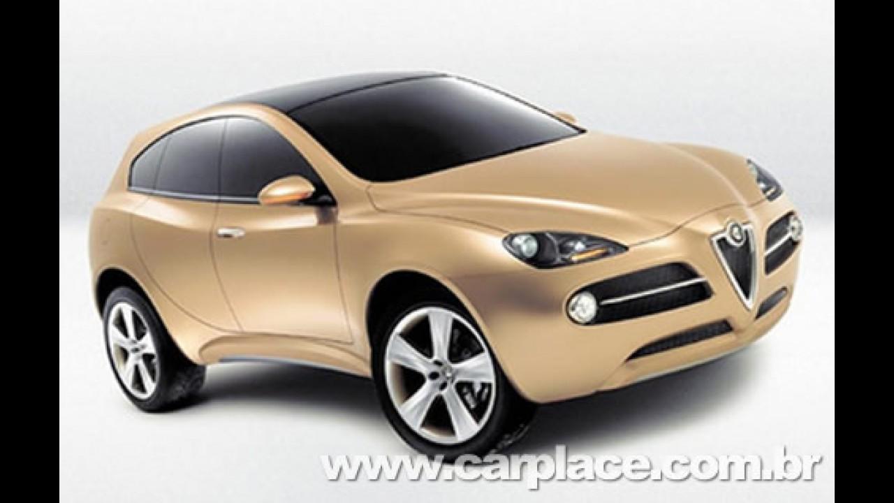 Alfa Romeo confirma chegada do seu utilitário esportivo em 2010