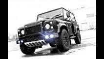 A. Kahn Design Land Rover Defender Winter Edition