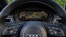 2017 Audi A4 instrument cluster