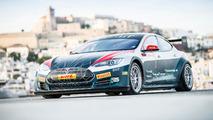 Tesla Model S Electric GT race series announced
