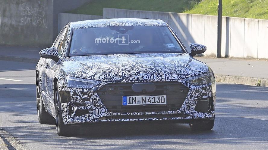 2019 Audi S7 Sportback casus fotoğrafları