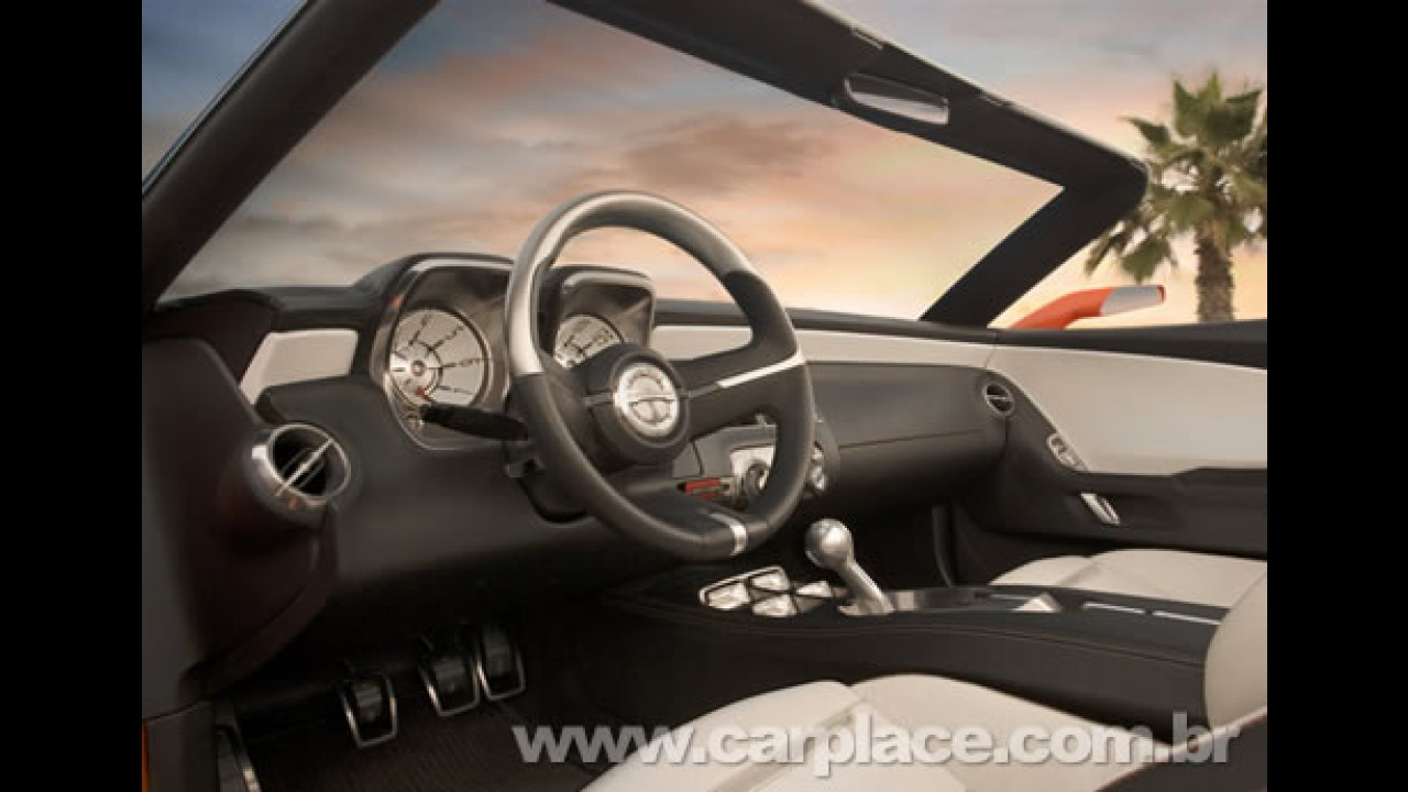 Chevrolet Camaro Conversível também estará no Salão do Automóvel de SP