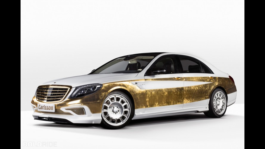 Carlsson mercedes benz c550 versailles for Mercedes benz c550 for sale