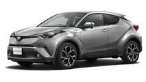 Toyota C-HR üretim modeli