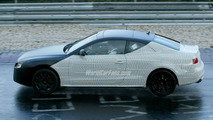 SPY PHOTOS: Audi A5 Coupe