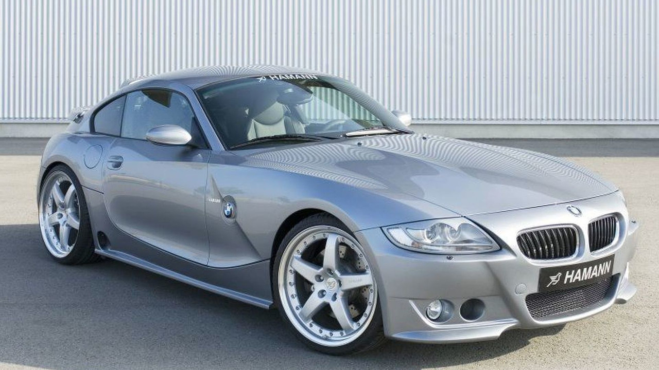 BMW Z4 M Coupe by HAMANN